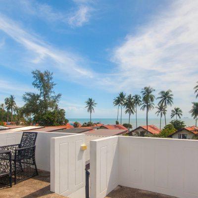 J201 Roof top terrace