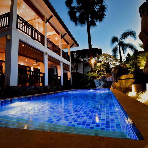 Malee Beach Villa B4