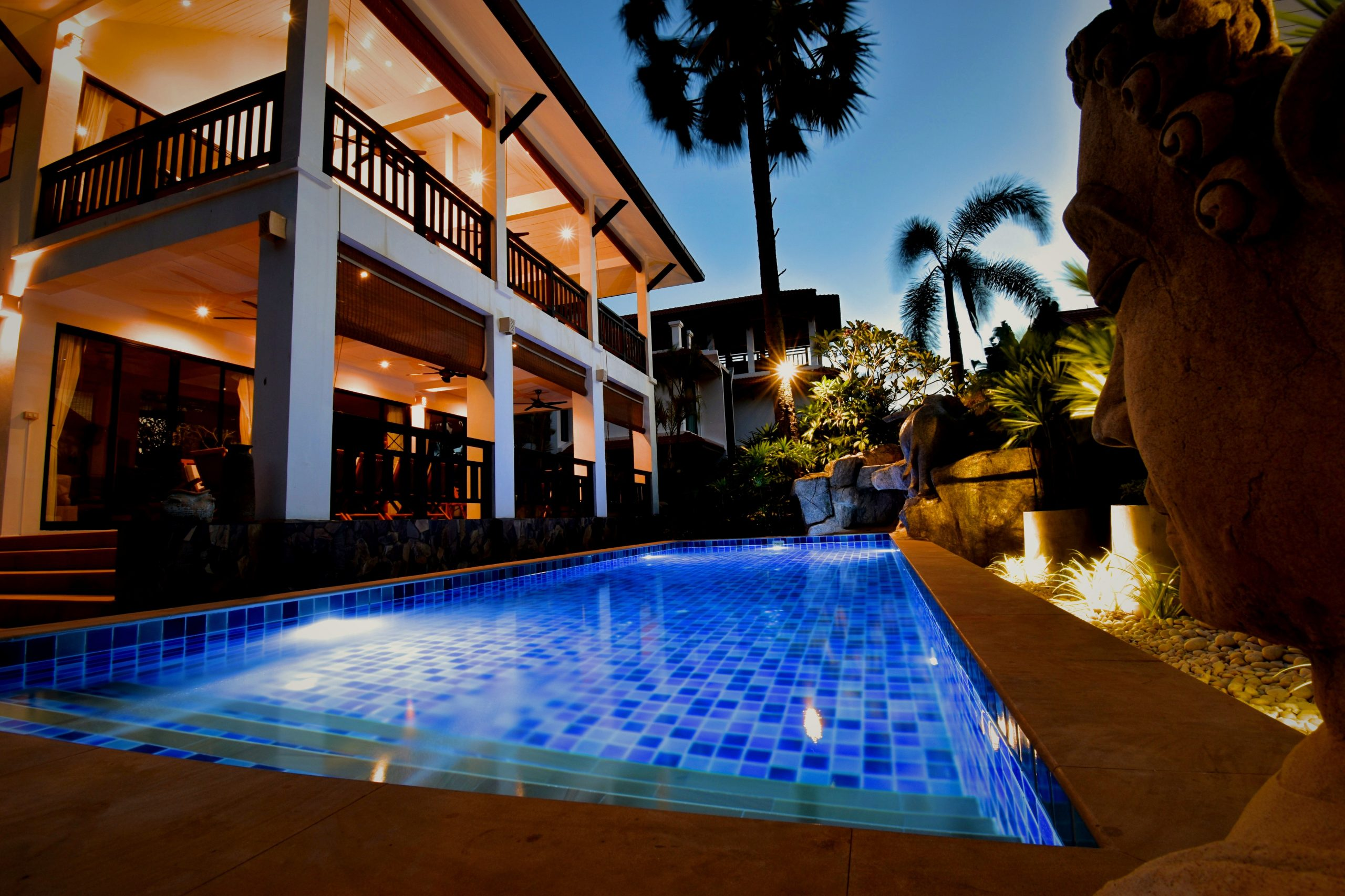 Book Koh Lanta Malee Seaview villa