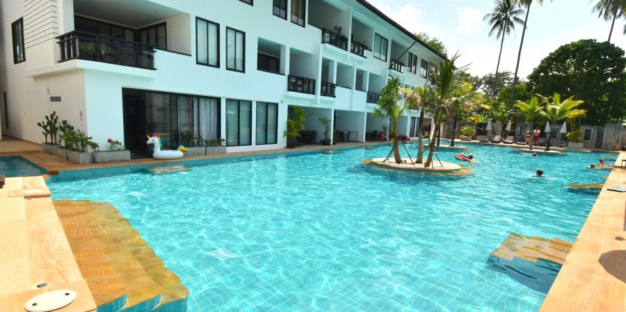 Family Apartment 1 bedroom with pool access | Apartment Koh Lanta